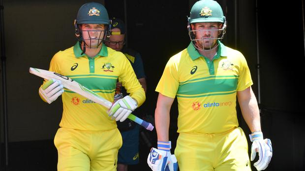 Australia win toss and bat in 2nd ODI against India