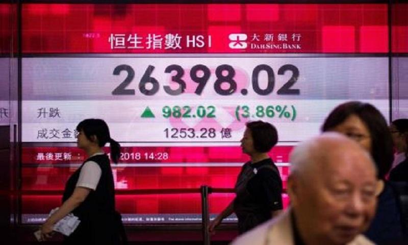 Hong Kong stocks recover at open