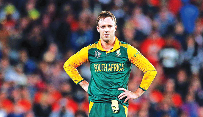 De Villiers to play PSL matches in Lahore