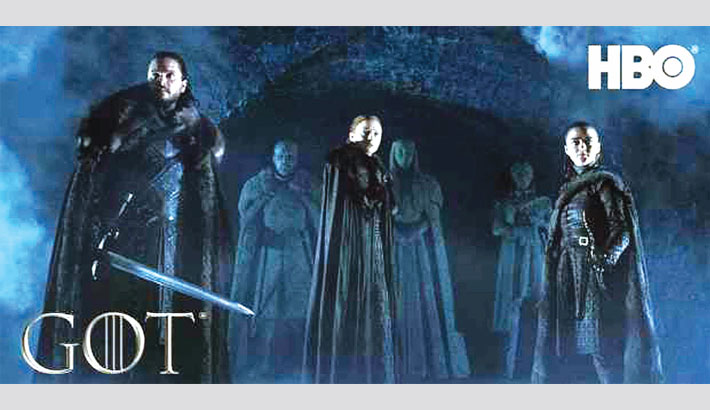 'Game of Thrones' final season to premiere on April 14