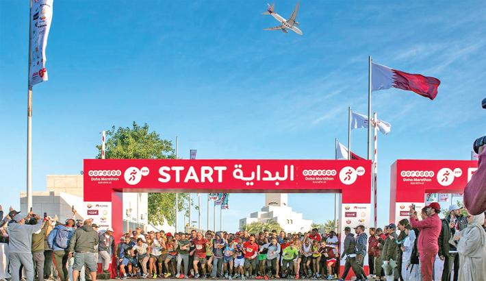 Qatar Airways becomes gold sponsor of 7th annual Doha Marathon