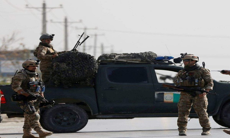Taliban suicide bomber kills 4, wounds over 100 in Afghanistan's Kabul