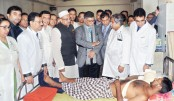 'Govt to strengthen monitoring system to upgrade healthcare'