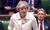 May says opponents of Brexit deal risk 'letting British people down'