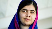 Malala has a photo of Benazir Bhutto in her room