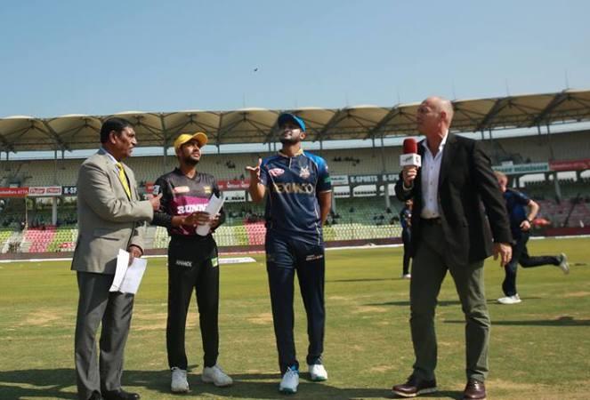 Rajshahi Kings opt to bat against Dhaka Dynamites