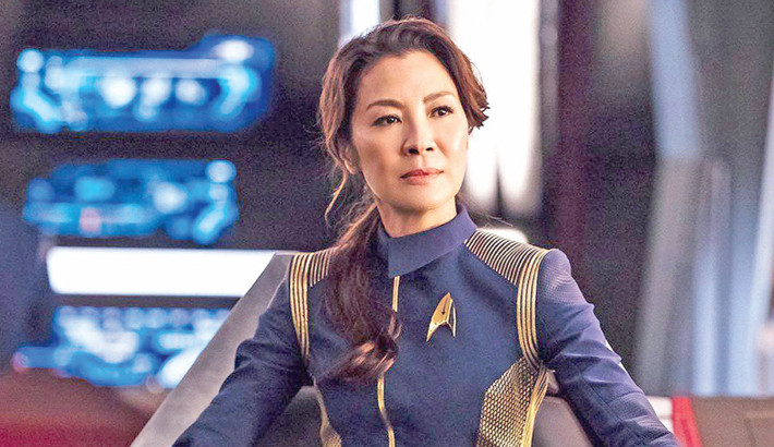 Yeoh stand-alone 'Star Trek' series in the works
