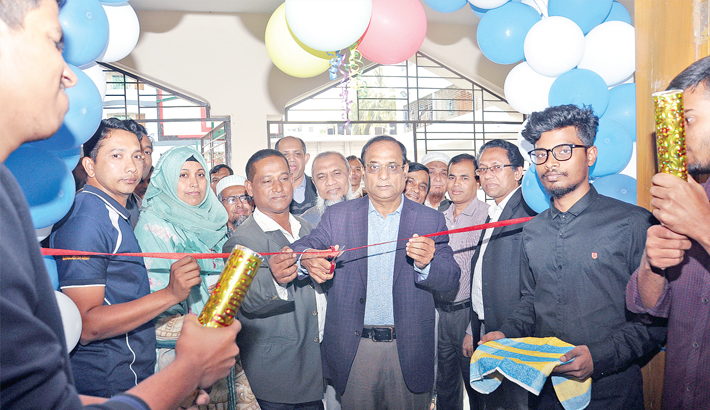Ultra-modern gym opened for CVASU students