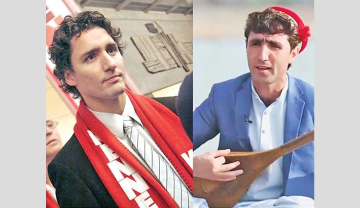 'Afghan Justin Trudeau' finds TV fame