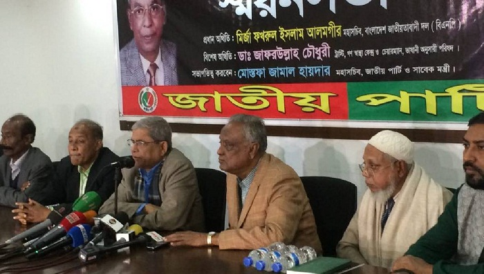 BNP unlikely to sever ties with Jamaat as Fakhrul talks about unity