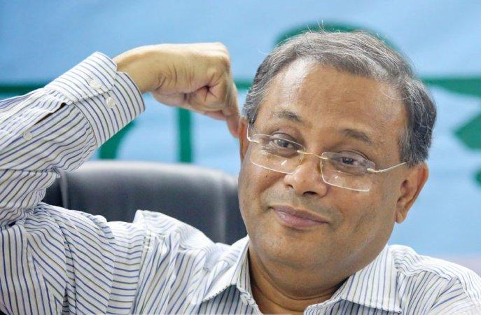 TIB report on polls untrue, echo of BNP-Jammat: Hasan