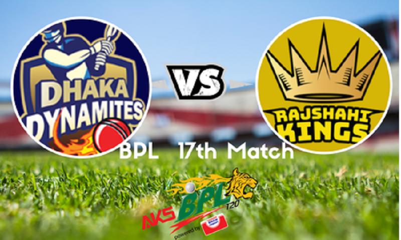 Rajshahi Kings set 137-run target for Dhaka Dynamytes
