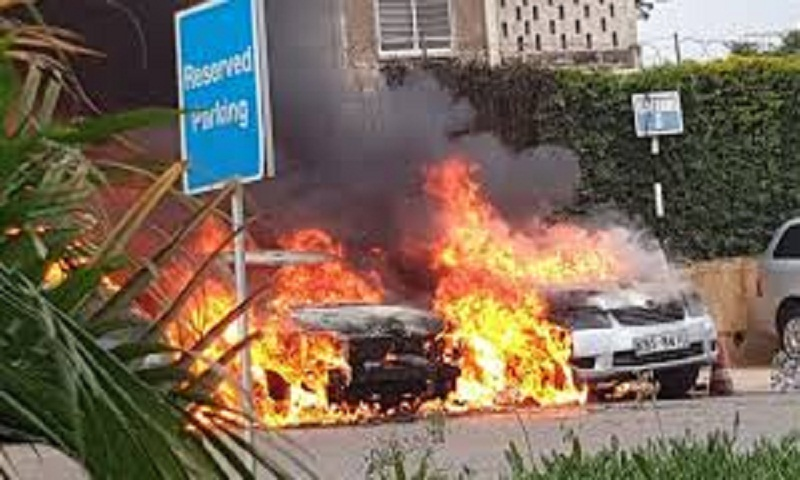 Nairobi DusitD2 hotel attacked by suspected militants, 6 kiilled