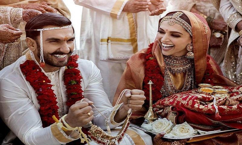 Ranveer Singh is ready to take wife Deepika Padukone's name