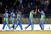 Sylhet Sixers won by 27 runs against Rangpur Riders