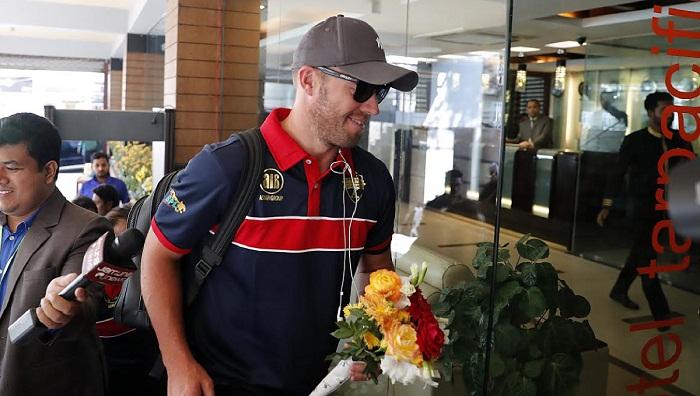 AB de Villiers joins Rangpur Riders