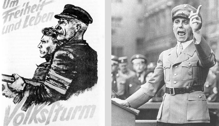 Nazi Propaganda  During World War II:  The Terrible Truths