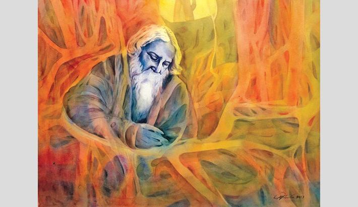Painting exhibition 'Preceptor-Disciple: Disciple-Preceptor' at AFD