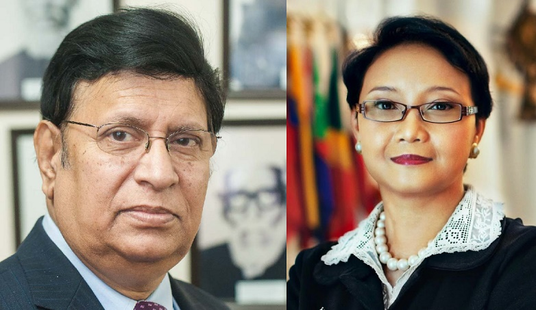Bangladesh seeks Indonesia's support over Rohingya issue