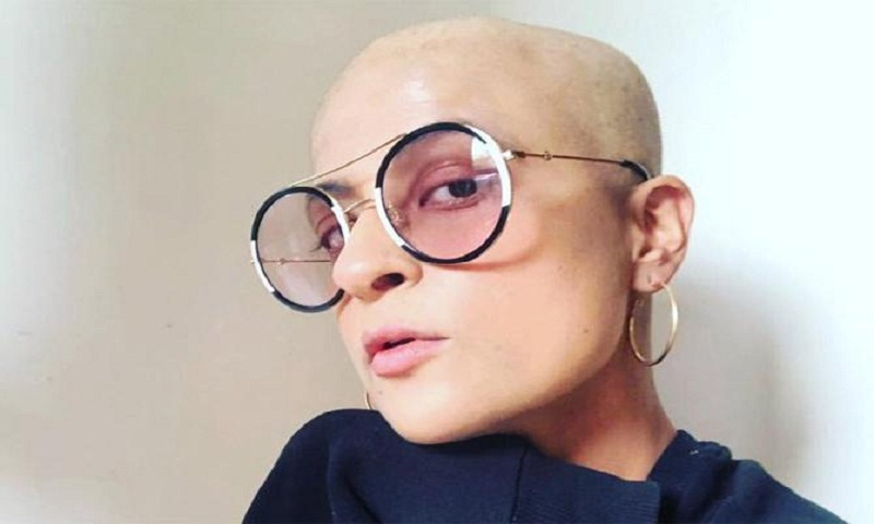 Ayushmann Khurrana's wife Tahira Kashyap shares a bold bald image post cancer diagnosis