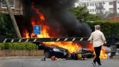 Jihadist group Al-Shabaab claims Nairobi attack