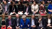 UK government survives no confidence vote
