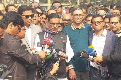 No conflict in Awami League-led Grand Alliance: Quader