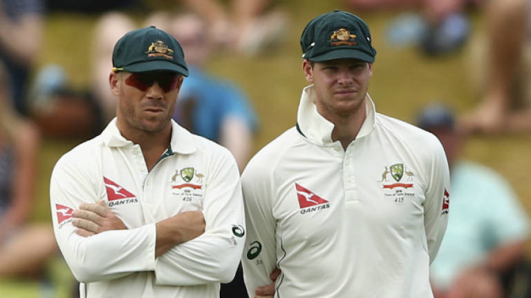 Law hopes Smith and Warner's club calls set Australia example