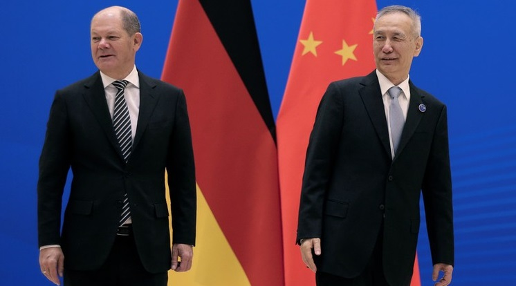 China, Germany to boost financial sector cooperation