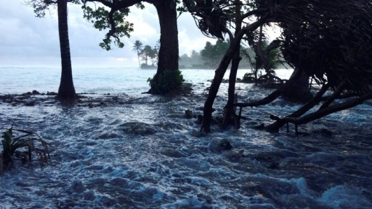 Climate change clouds Australia's Pacific charm offensive