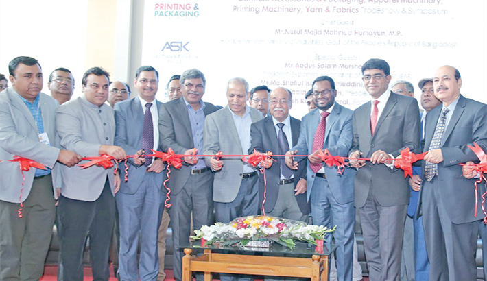 'RMG sector attains strong  position in global market'