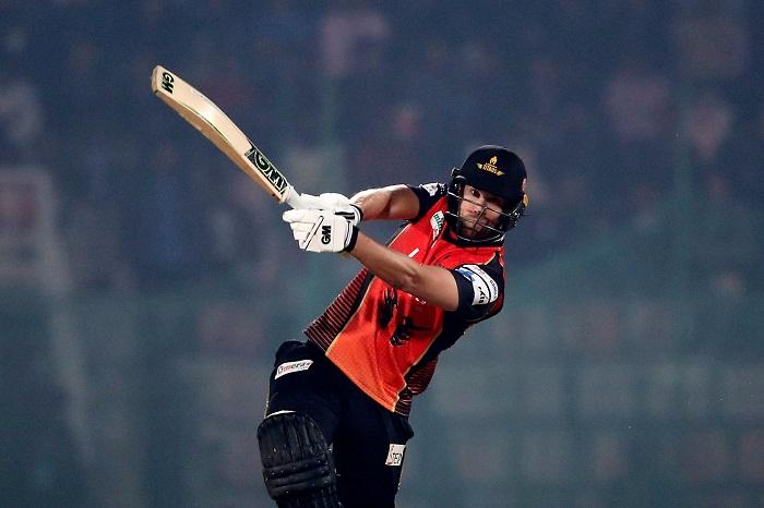 Khulna Titans set 182 runs target for Comilla Victorians