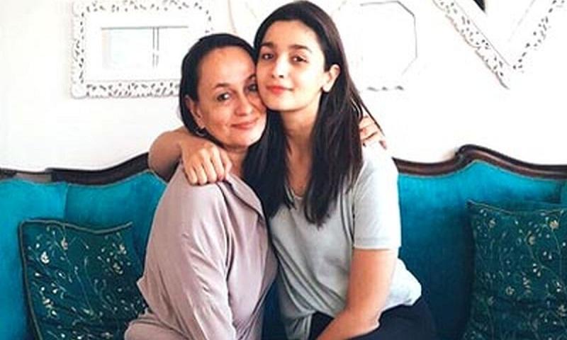 Alia Bhatt supports mother Soni Razdan's film No Fathers In Kashmir