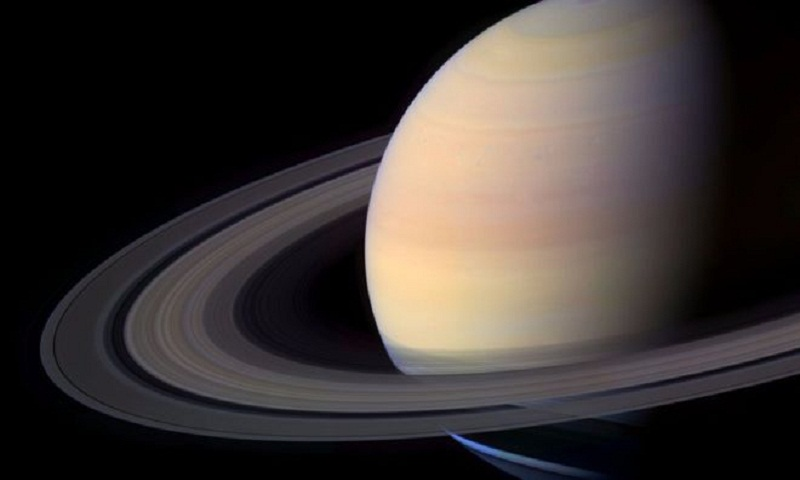 Saturn's rings are 'very young'