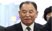 North Korea's Kim Yong-chol arrives in Washington