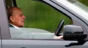 Britain's Prince Philip still driving at 97