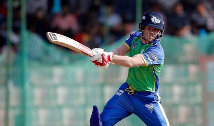 Sylhet Sixers score 112/5 against Dhaka Dynamytes