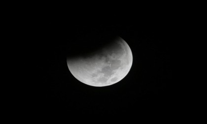 Total lunar eclipse meets supermoon Sunday