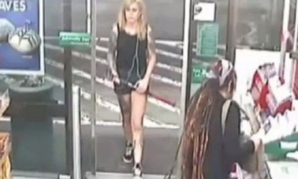Sydney axe attacks: Woman jailed for wounding 7-Eleven customers