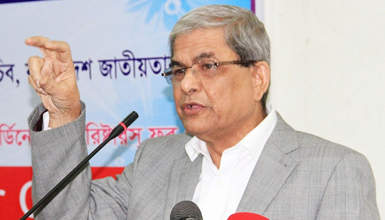 Awami League celebrates victory to hide moral defeat: Fakhrul