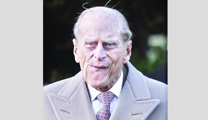 Prince Philip 'shocked and shaken' after  car crash