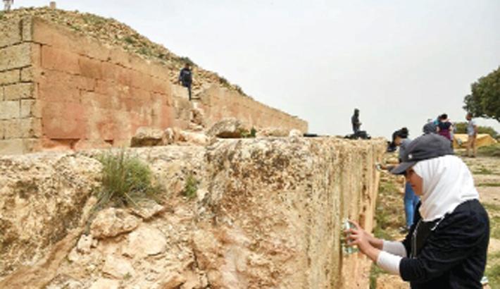 Algeria's ancient pyramid tombs still shrouded in mystery