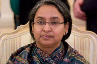 Dipu Moni for stopping production of current net
