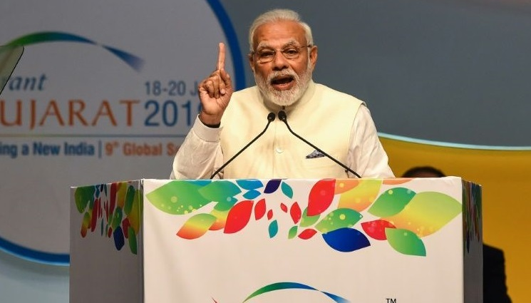 Half a million attend rally against India's Modi: police
