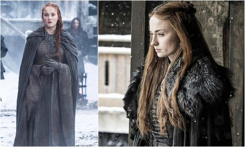 Game of Thrones 8: Hidden clue in Sansa Stark's hairstyle