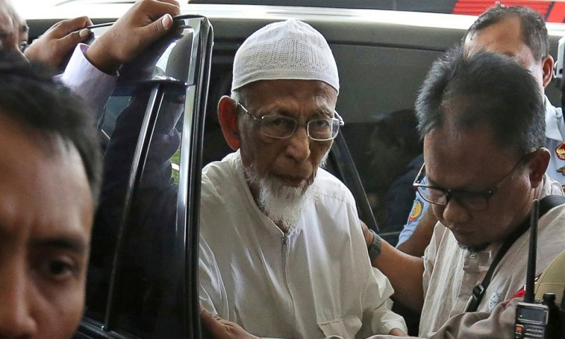 Indonesia cleric to be freed despite holding to radicalism