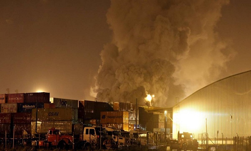 20 killed in huge fire at Mexican fuel pipeline