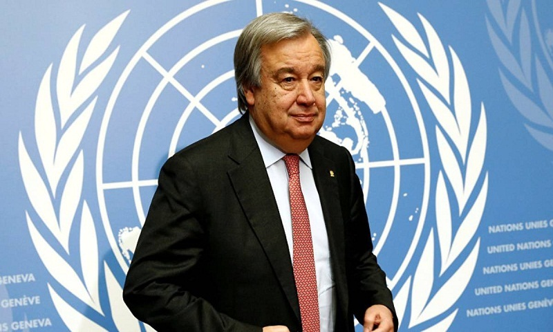 The best-selling brand today is fear: UN chief