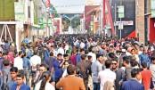 Dhaka Int'l Trade Fair draws huge crowd