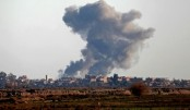 Iraqi air strikes hit IS in east Syria: monitor